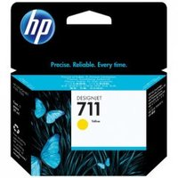Картридж HP 711 CZ132A жел., 29 мл