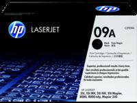 Картридж HP LJ №09А (C3909A) ор.