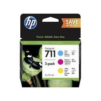 Картридж HP 711 Набор картриджей P2V32A 29m