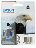 Картридж Epson T007 ч.ор