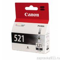 Картридж 521Bk -CLI ч.фото ор.