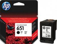 Картридж HP 651 чер.ор. C2P10AE