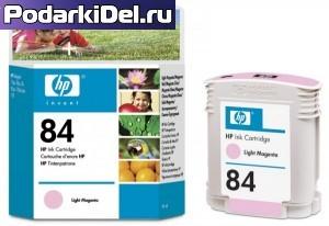 Картридж HP 84 роз.ор. C5018