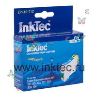 Струйный картридж Epson T1712 Cyan, InkTec