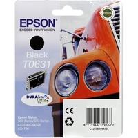 Картридж Epson T0631 ч.ор.