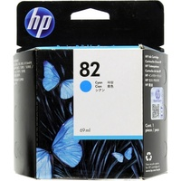 Картридж HP 82 синий C4911А