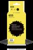 Картридж HP 655 (CZ109AE) черный совм.