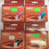 Комплект струйных картриджей Canon PGI-450BK / CLI-451 C/M/Y, InkTec