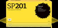 Картридж Ricoh SP201HE (2600стр) T2